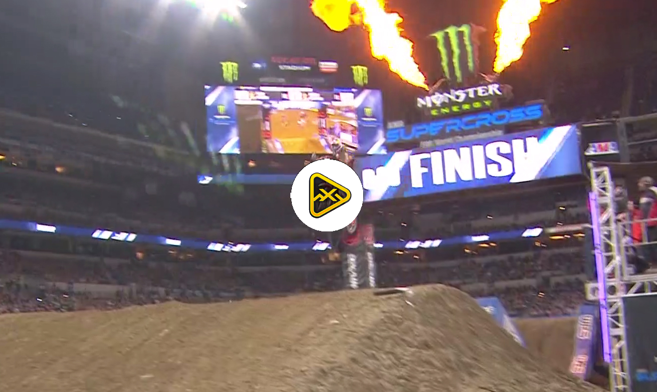 450SX Highlights – 2019 Indianapolis SX