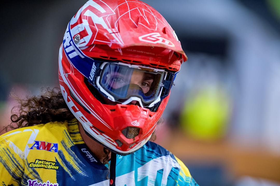 Blake Wharton Injured – Out for SX