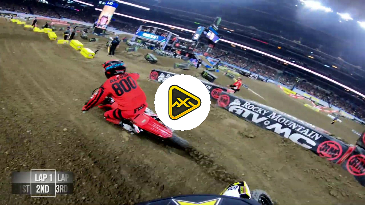 GoPro – Dean Wilson at 2019 Indianapolis SX