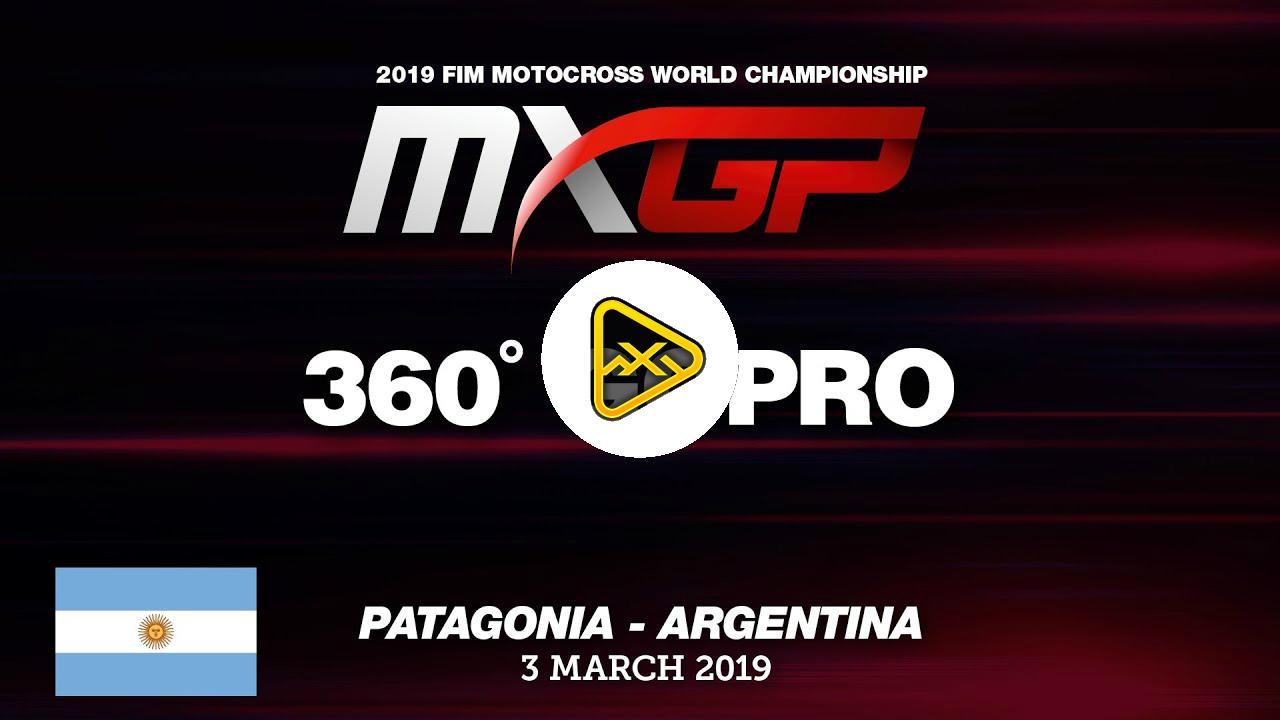 360 GoPro Lap – Jorge Prado at MXGP Argentina