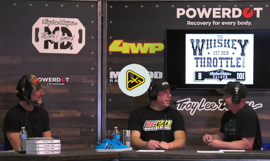 Micky Dymond Interview – Whisky Throttle Show