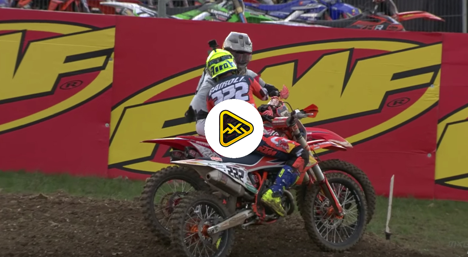 Qualifying Highlights – 2019 MXGP of Great Britain