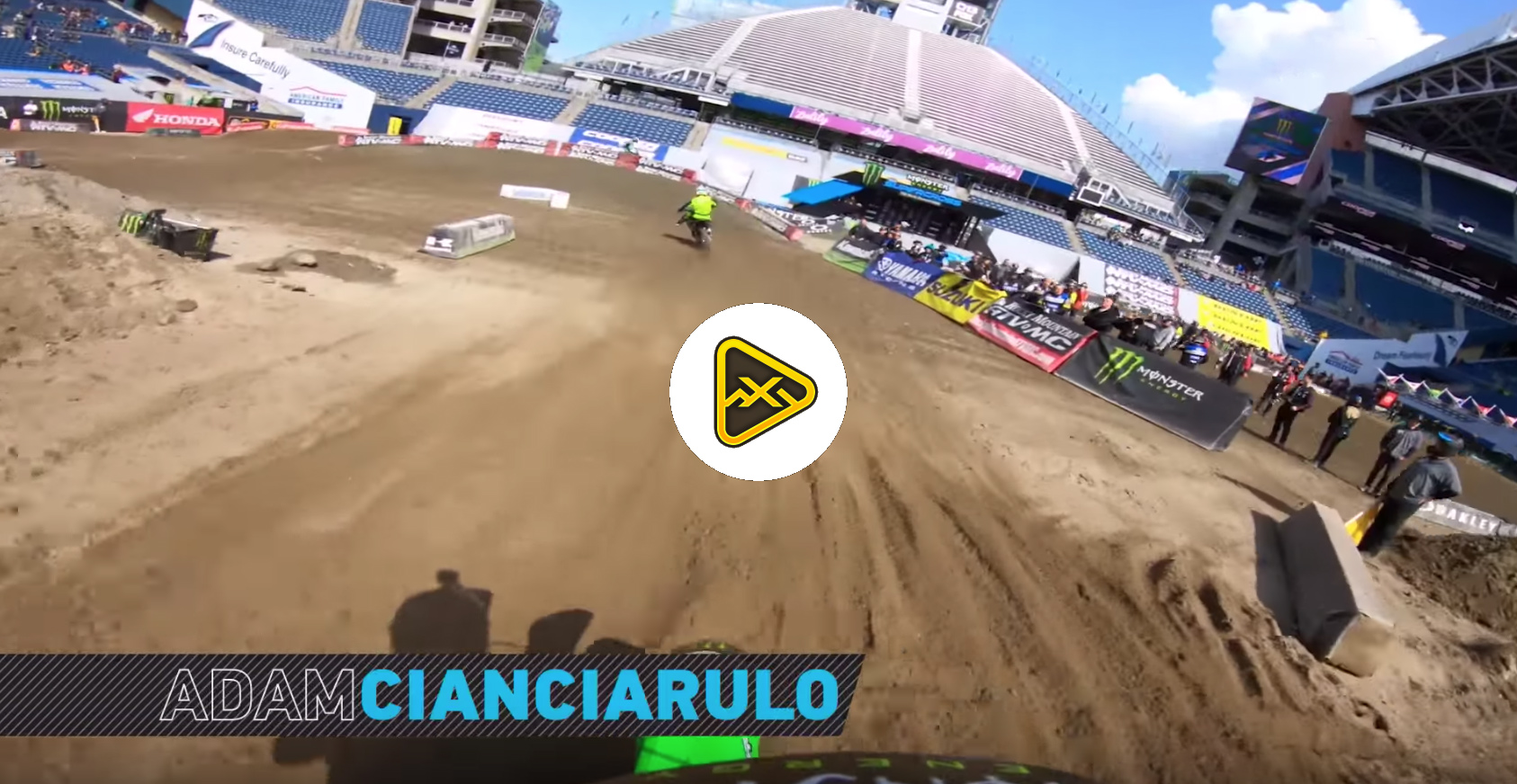 GoPro Track Preview – Adam Cianciarulo at Seattle SX