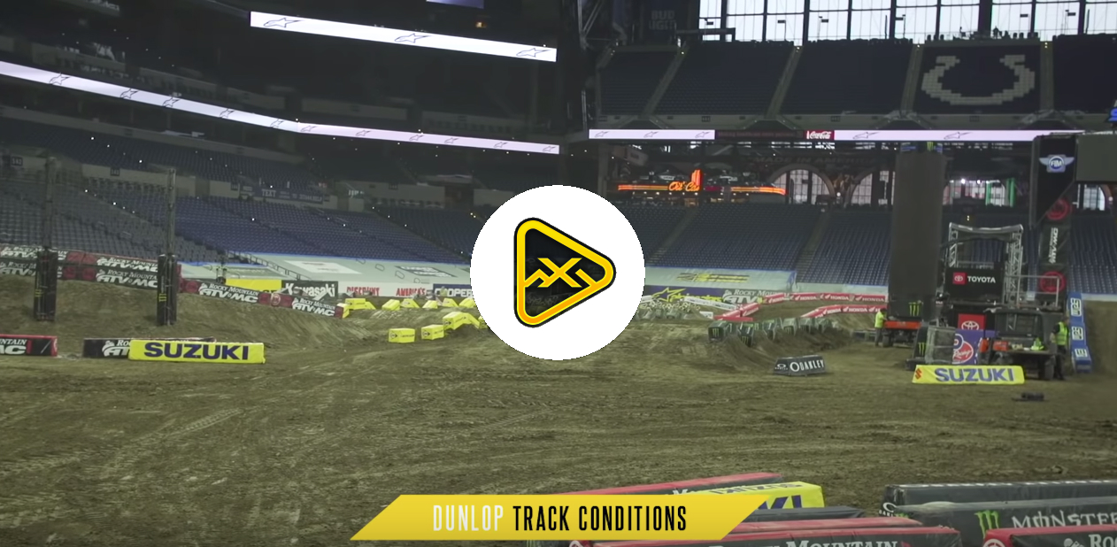 Track Conditions Report – 2019 Indianapolis SX