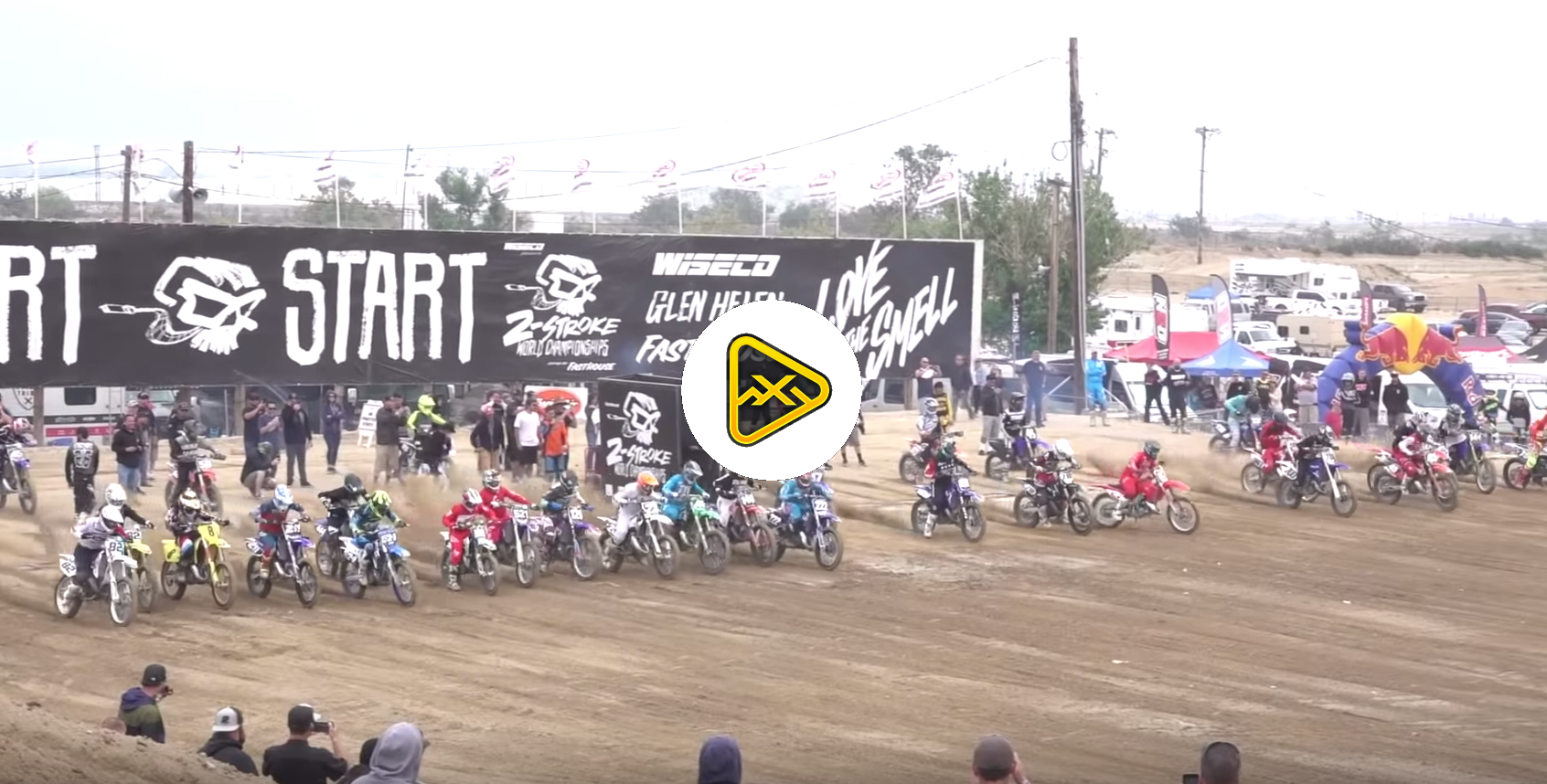 125 Pro Class – Two-Stroke World Championships