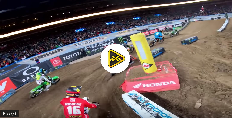 GoPro: Dean Wilson Main Event and Crash in Denver