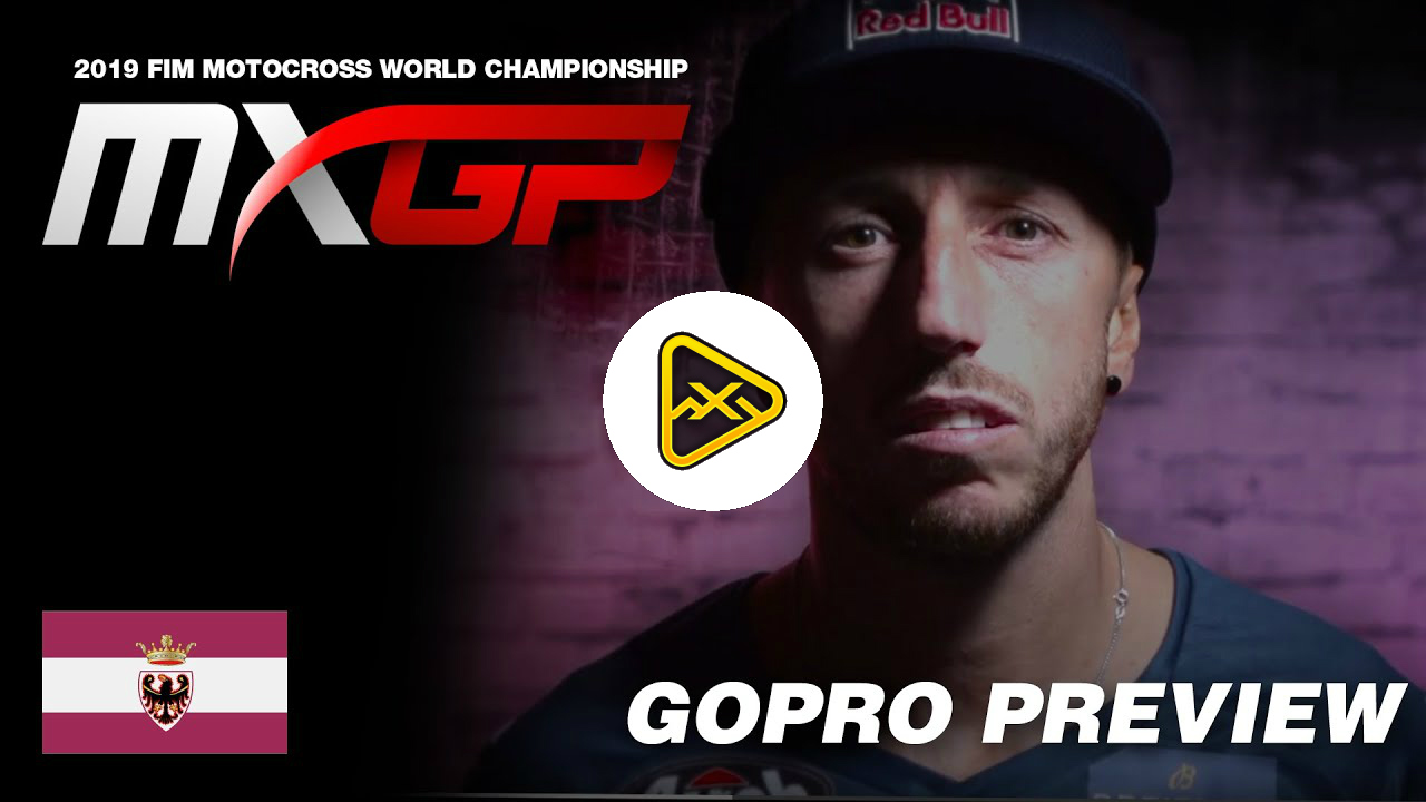 GoPro Track Preview – Antonio Cairoli at MXGP of Trentino