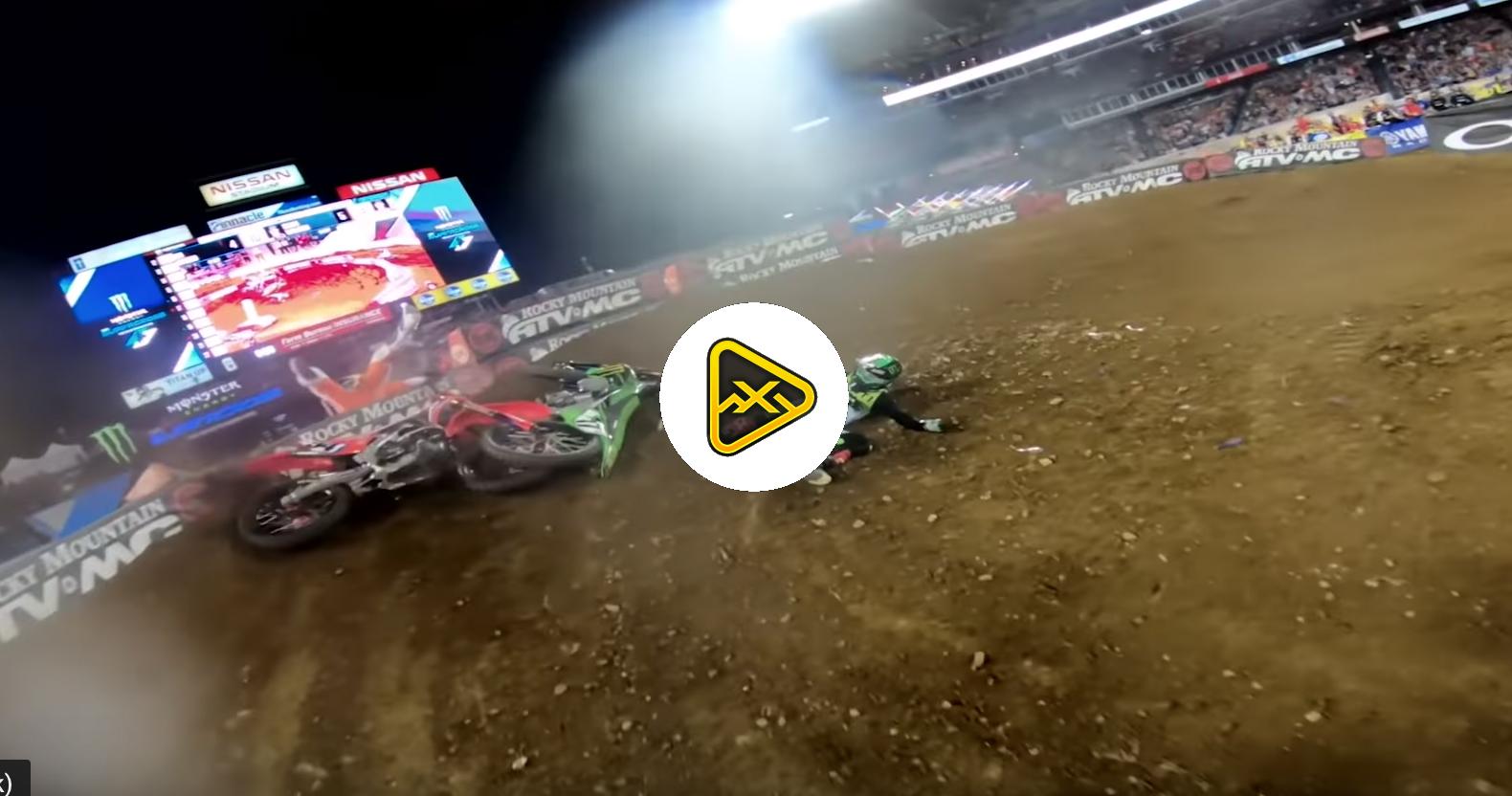 GoPro: Dean Wilson Nashville SX 450 Main Event