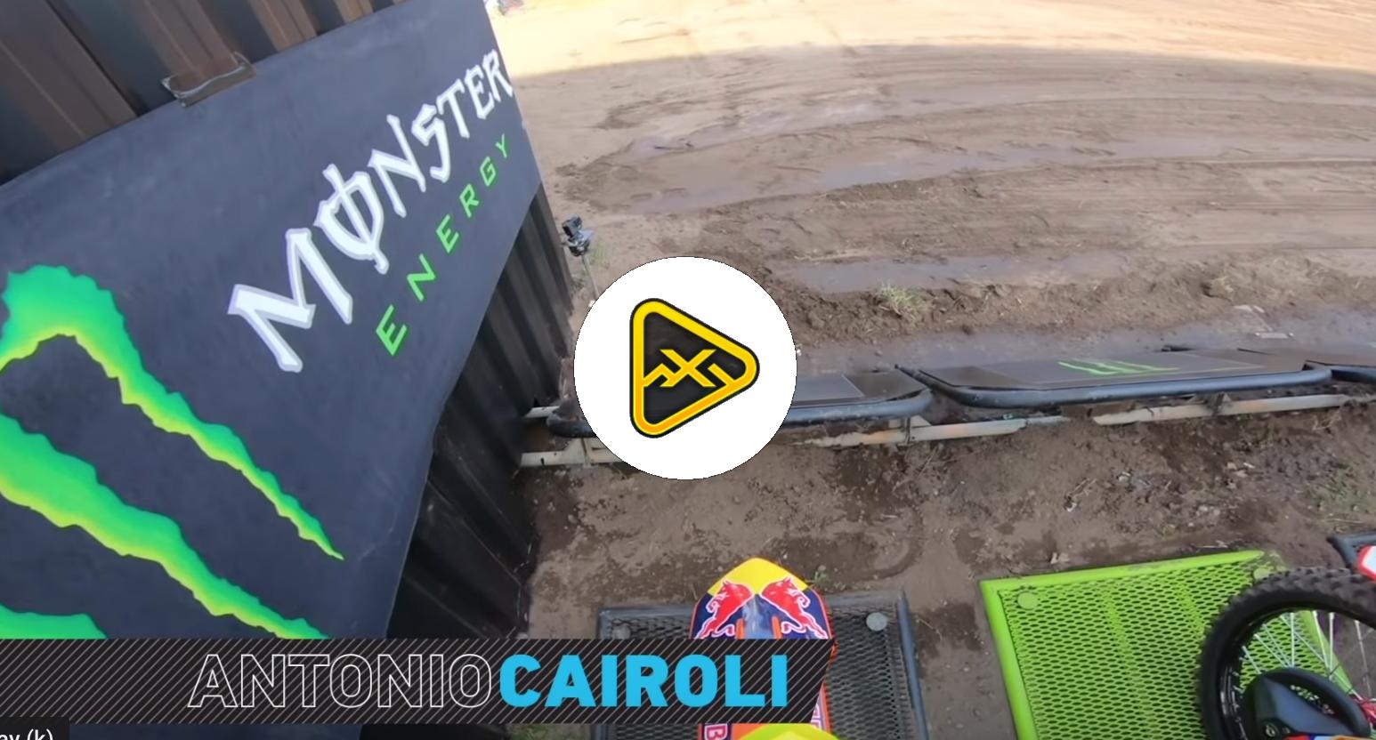 GoPro: Antonio Cairoli FIM MXGP 2019 RD3 Valkenswaard Qualifying