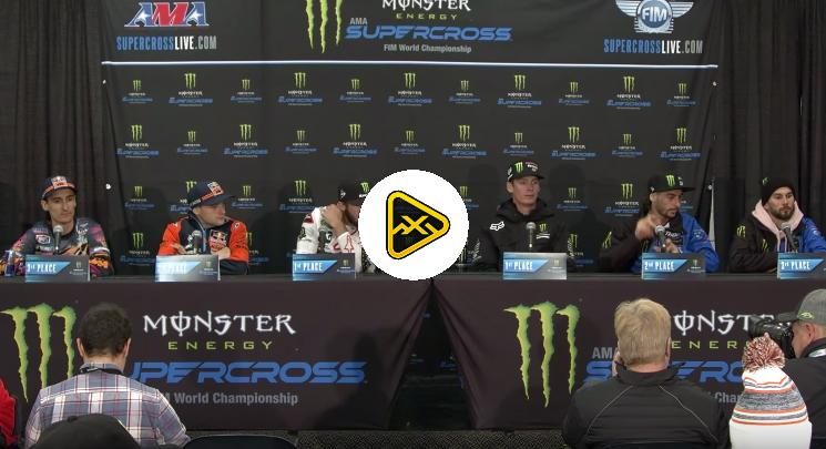 Press Conference – 2019 Denver SX