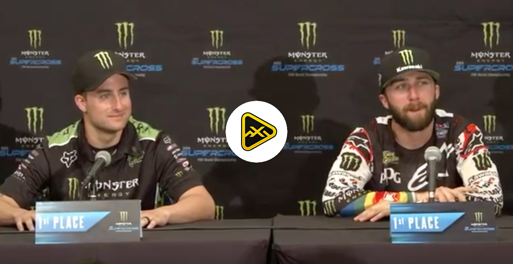 Press Conference – 2019 Nashville SX