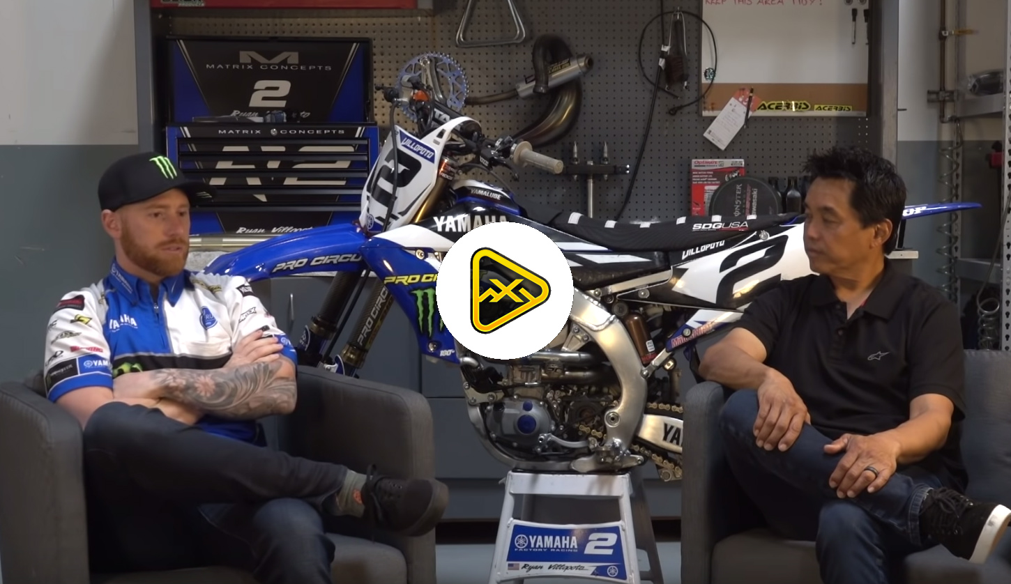 Swap Interview with Ryan Villopoto – Racing Nationals?