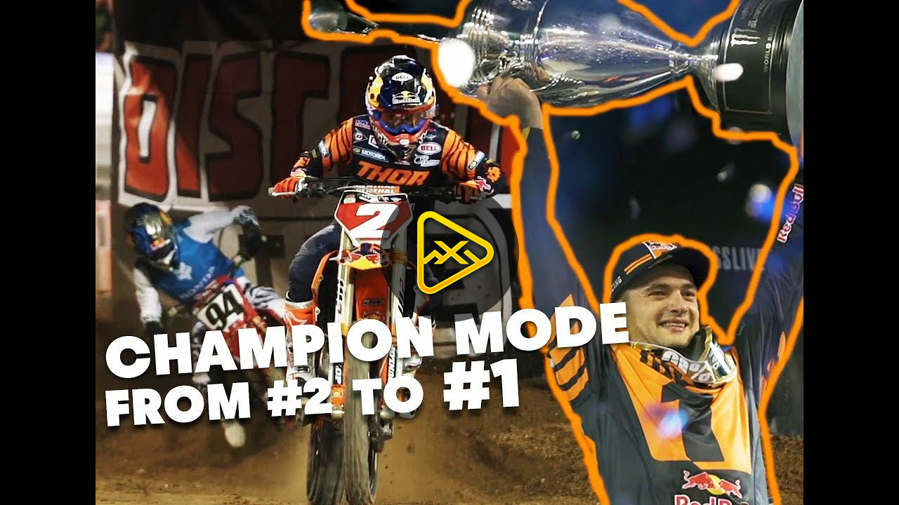 MOTO SPY  S3 – E6 – Cooper Webb from #2 to #1