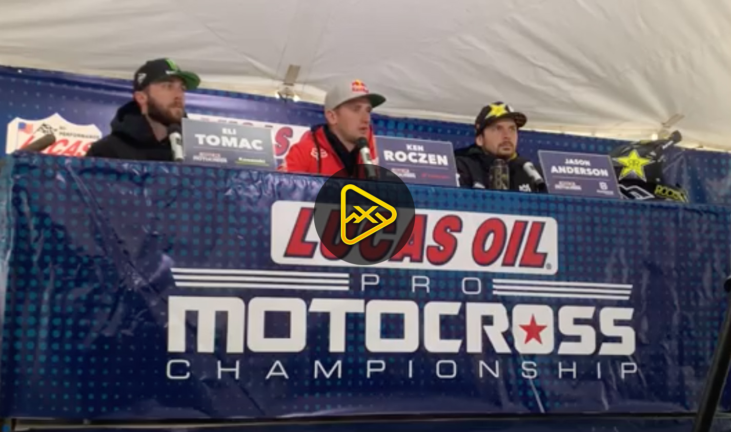450 Press Conference – 2019 Hangtown