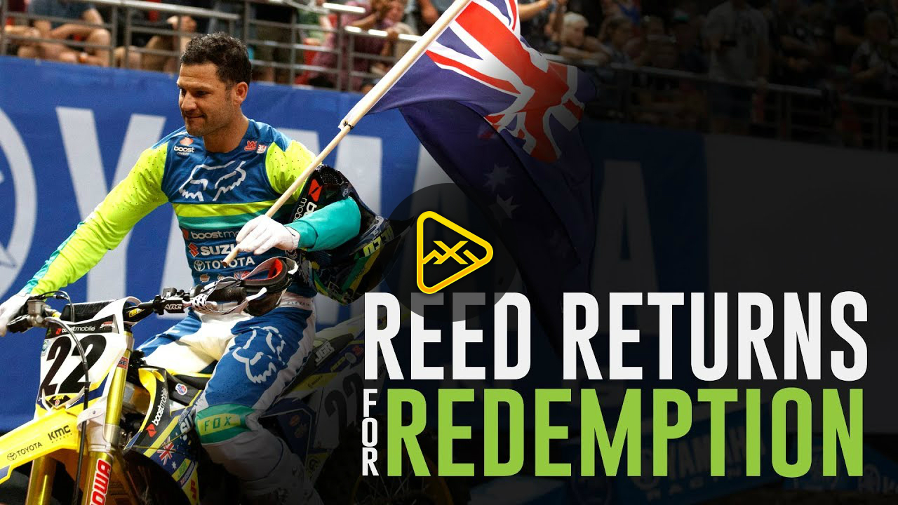 Chad Reed Interview – Return to AUS-X Open