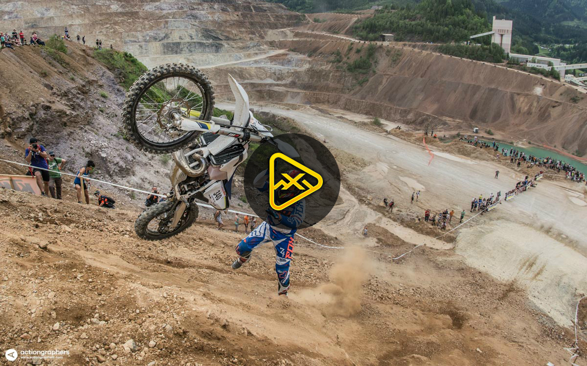 Erzbergrodeo – Red Bull Hare Scramble Live broadcast