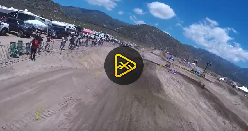 Helmet Cam: A Lap Around Fox Raceway National