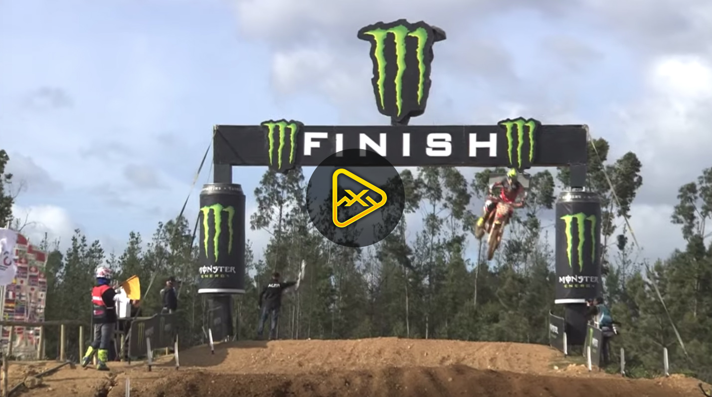 Qualifying Highlights – 2019 MXGP of Portugal