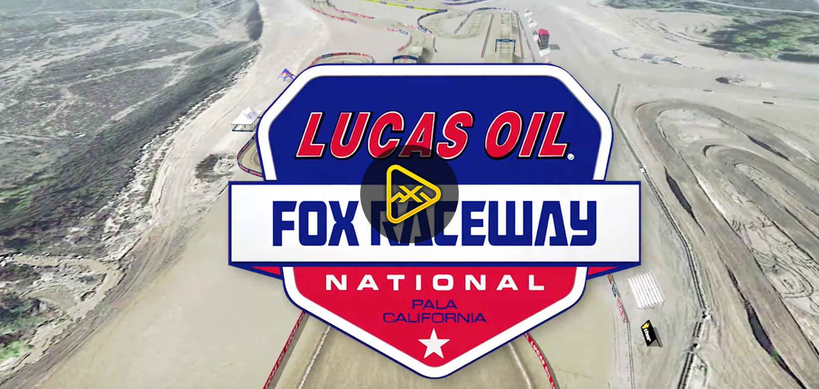 2019 Fox Raceway National Animated Track Maps