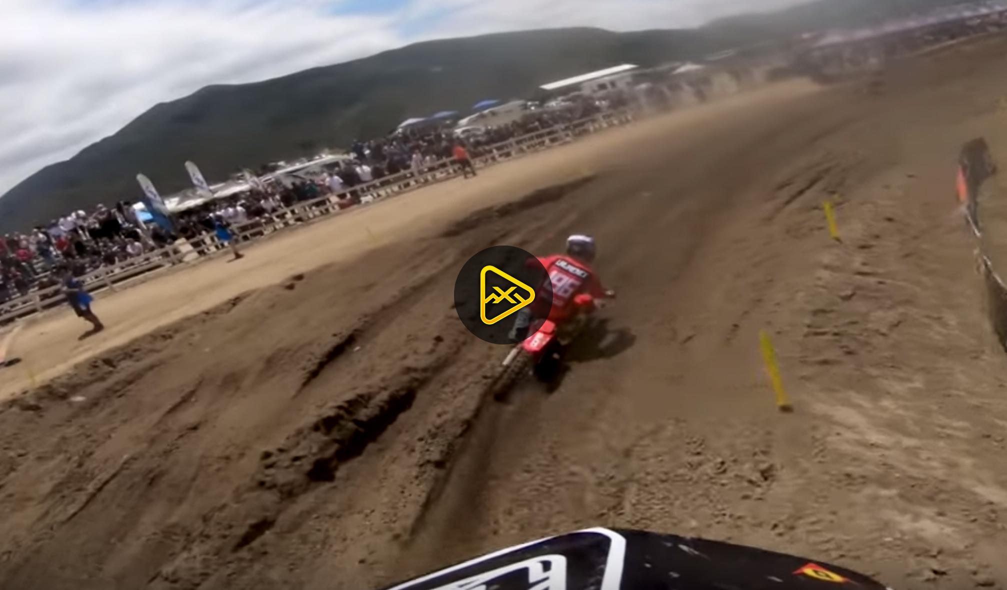 Helmet Cam: Jordon Smith at Fox Raceway National