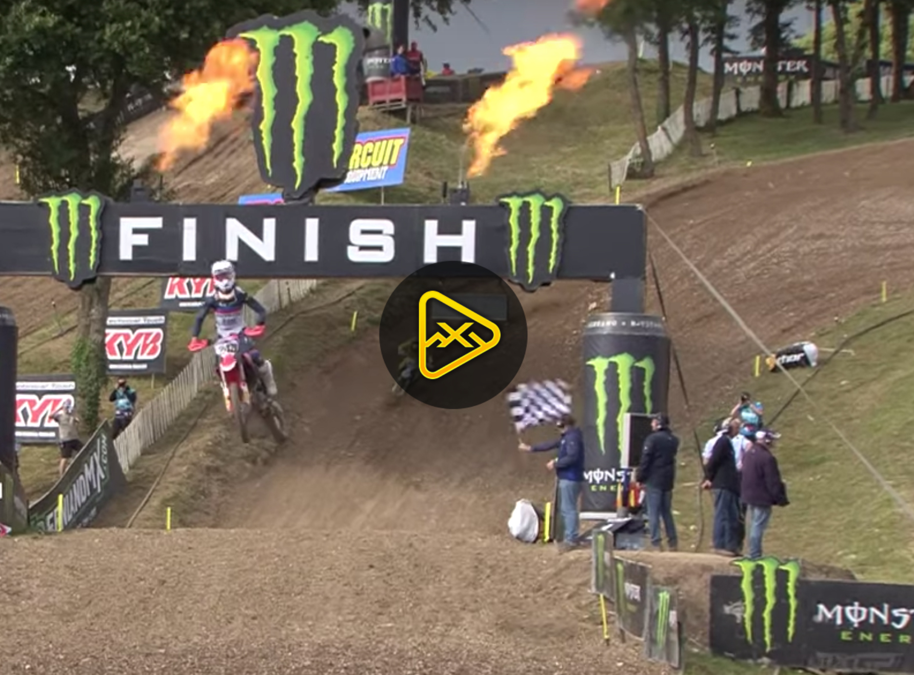 Qualifying Highlights – 2019 MXGP of France