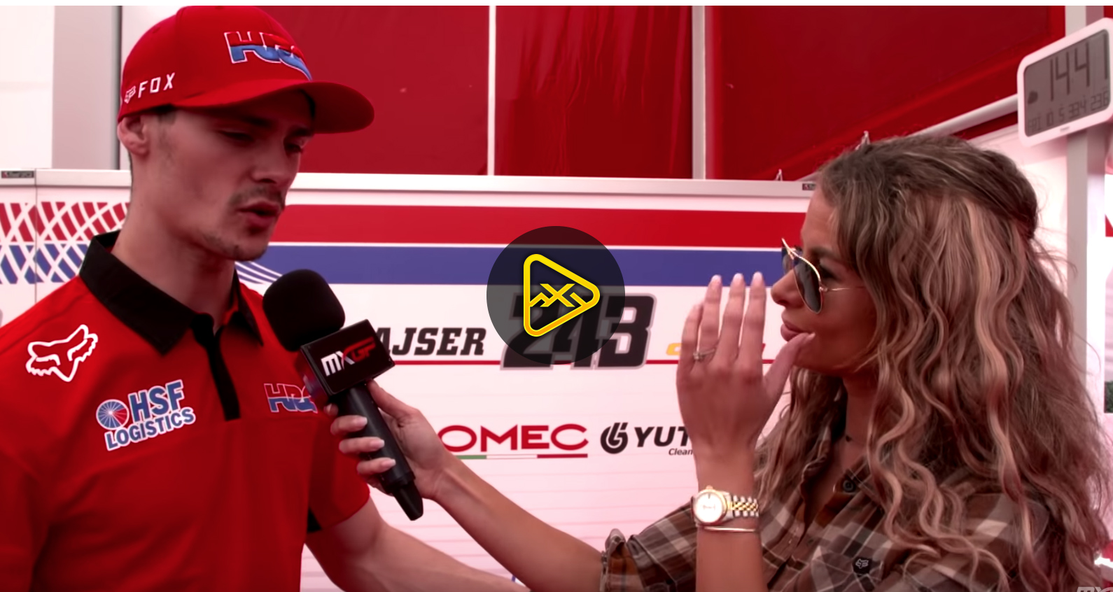 Tim Gasjer Interview – Lombardia MXGP