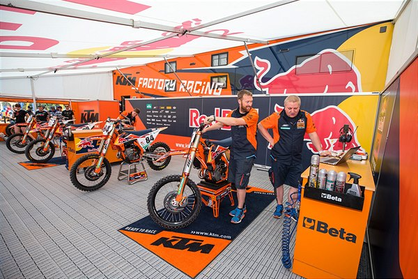 Cairoli and Herlings Both out for MXGP of Germany
