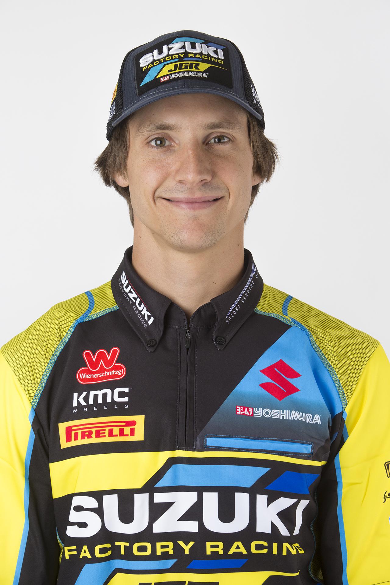 Freddie Noren to JGRMX Suzuki