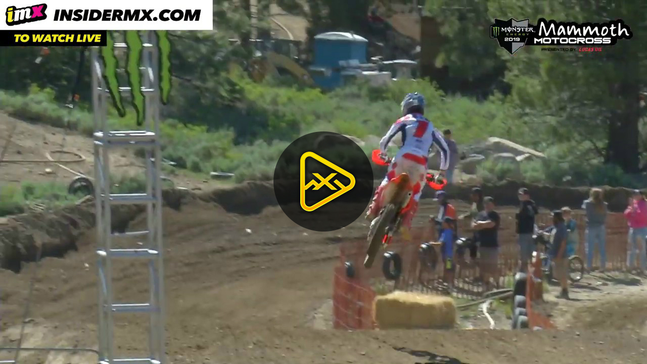 Mammoth Motocross | SuperMini 1 Final | Day 1