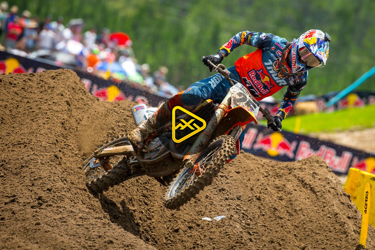 Marvin Musquin Interview – Fastest Qualifier Southwick