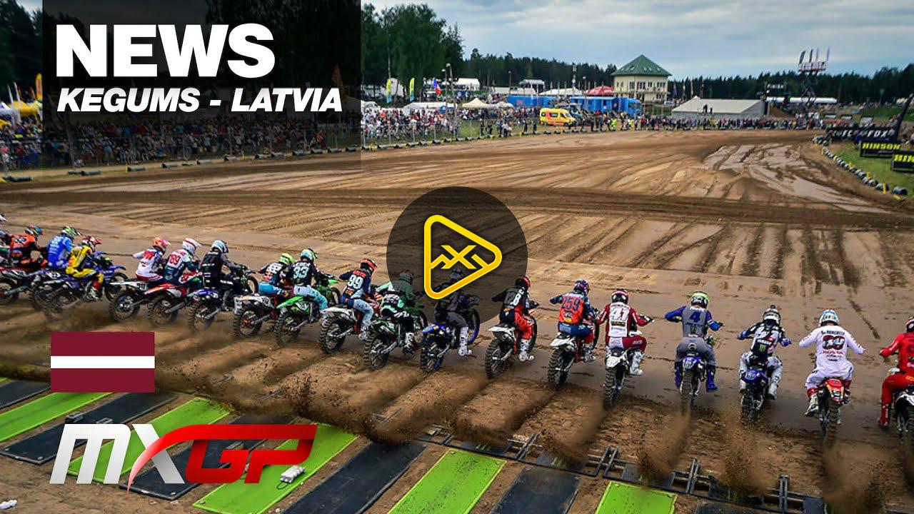 2019 MXGP of Latvia (Kegums) Highlights
