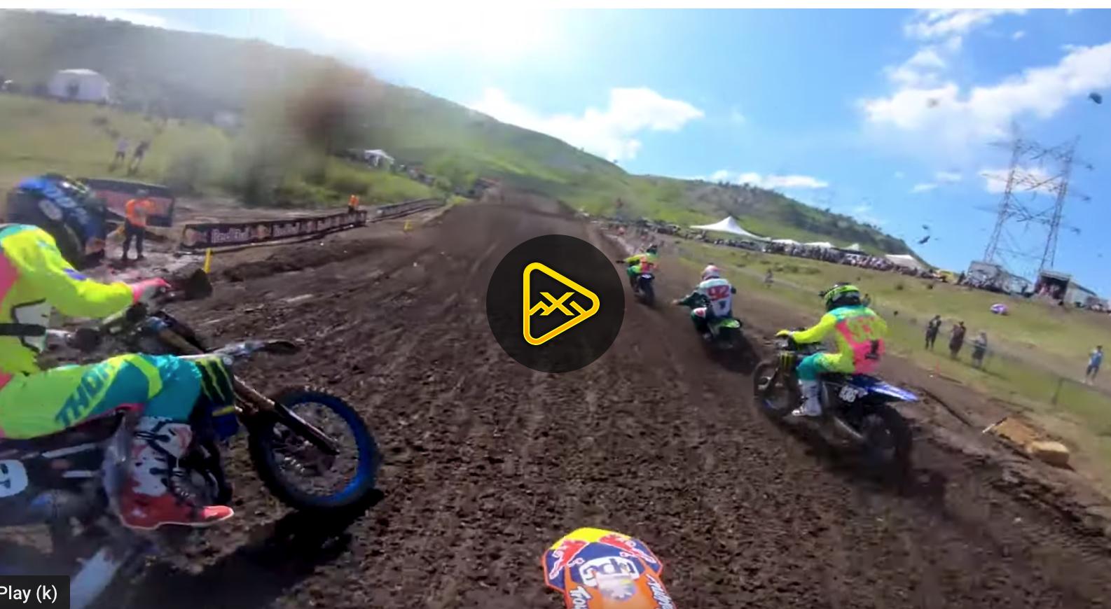 Helmet Cam: Jordon Smith at Thunder Valley