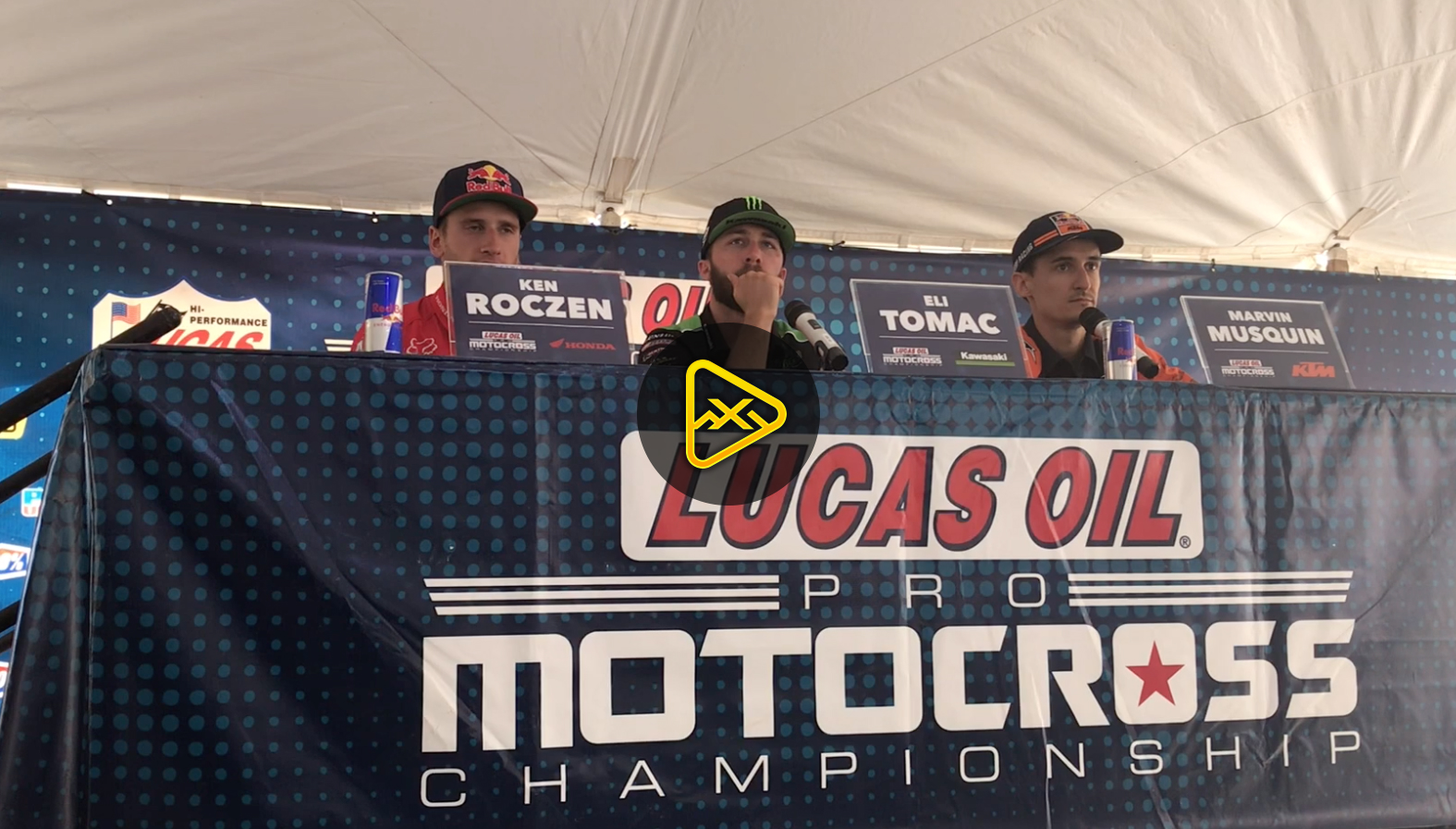 450 Press Conference – 2019 Washougal National