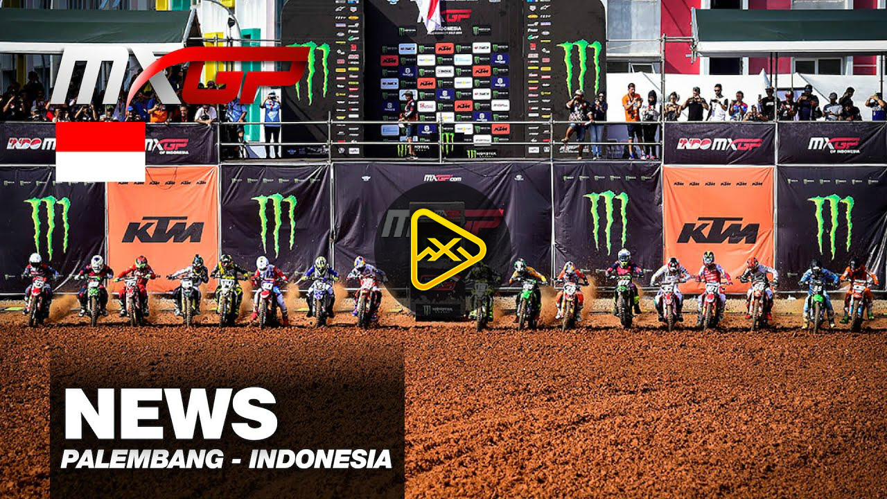 Highlights – 2019 MXGP of Indonesia