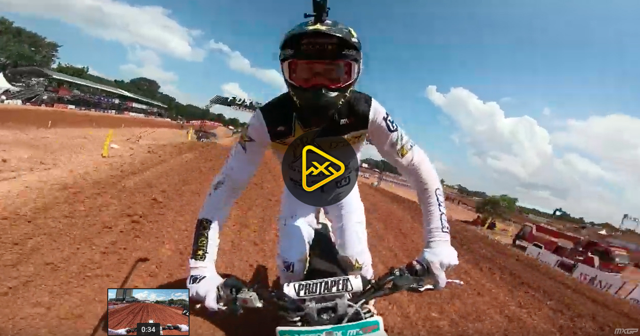 GoPro Track Preview – MXGP of Indonesia 2019