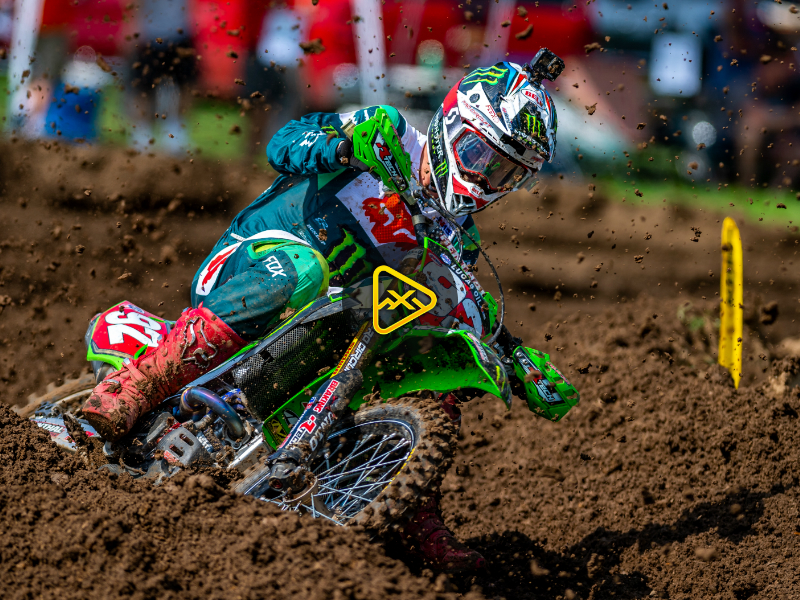 Adam Cianciarulo Interview – Fast 250 Qualifier Washougal