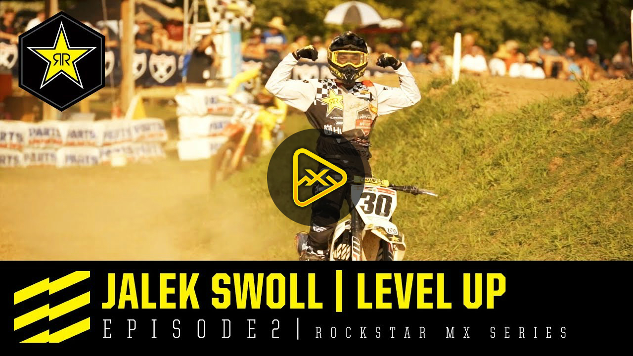 Level Up: Jalek Swoll – Episode 2