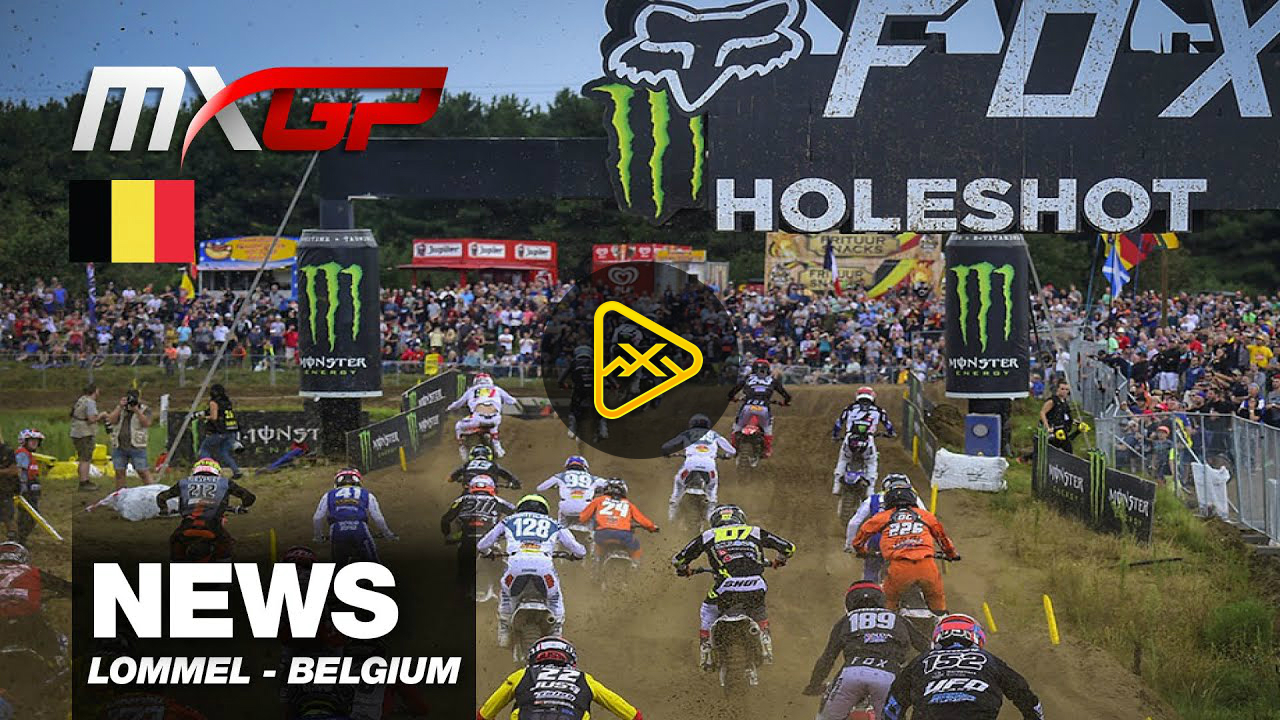 Highlights: 2019 MXGP of Belgium (Lommel)