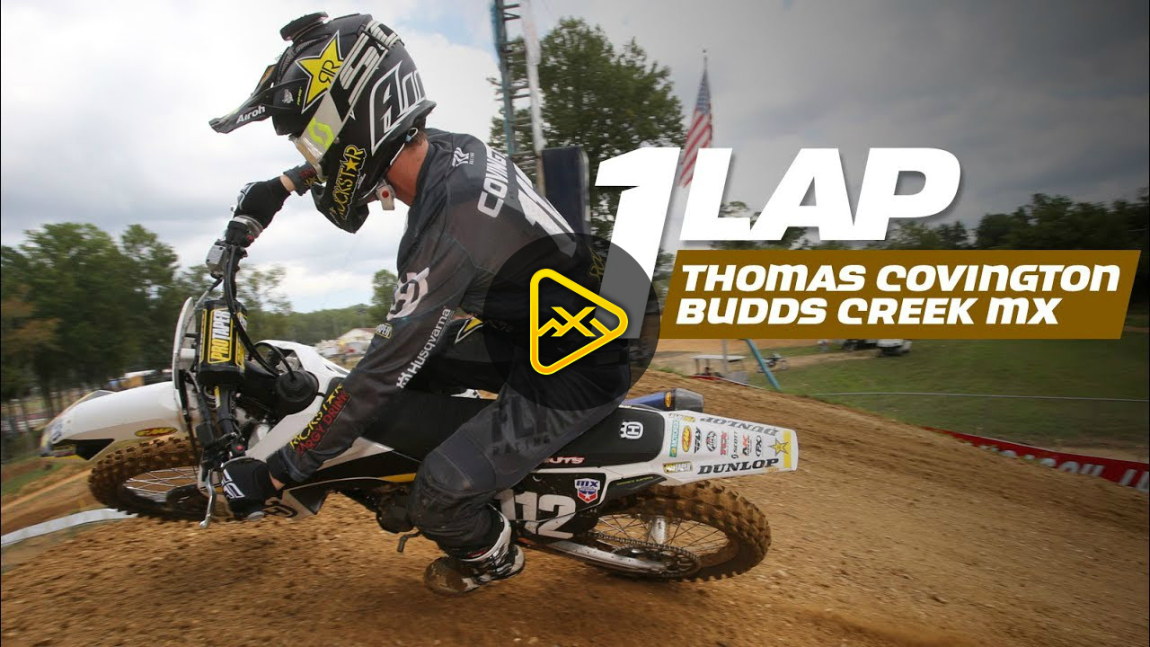 Budds Creek Track Preview w/ Thomas Covington