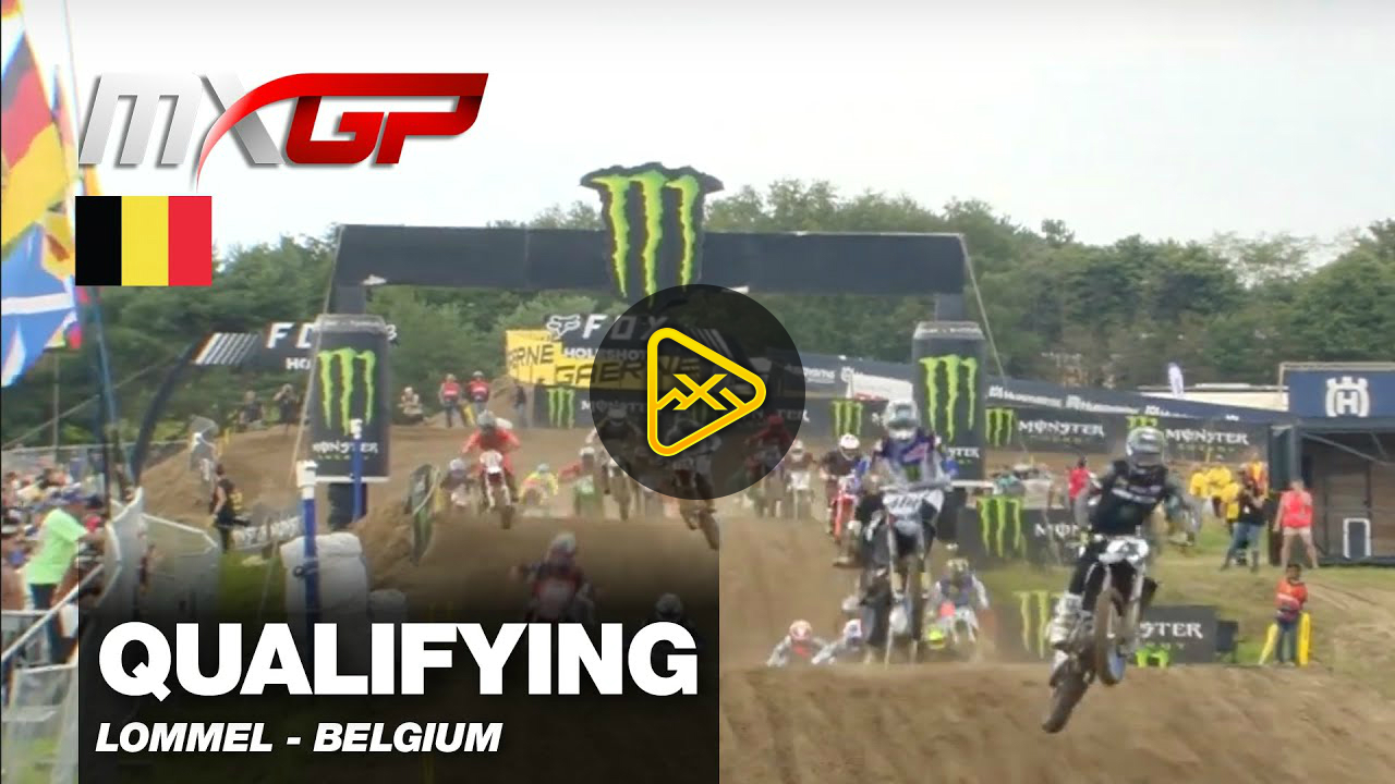 Highlights: Qualifying at 2019 MXGP of Belgium