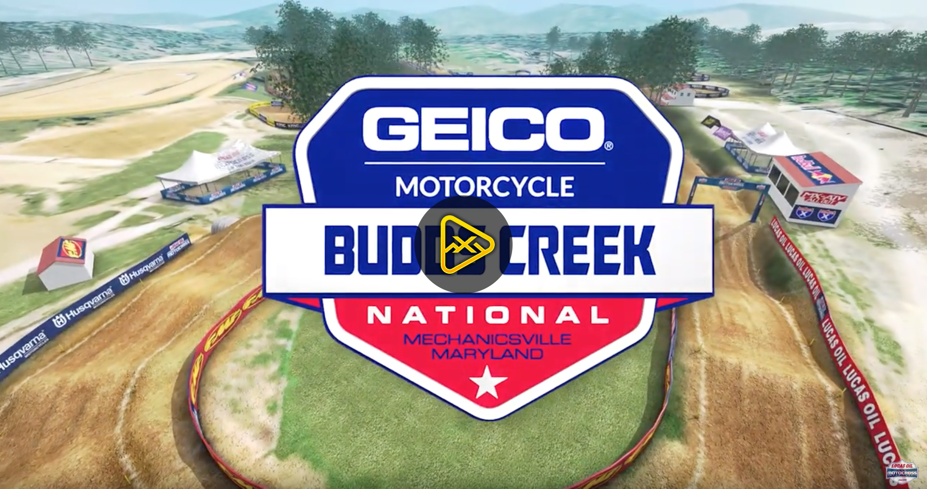 2019 Budds Creek National Animated Track Maps