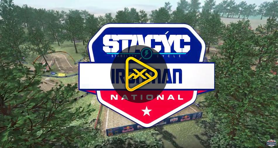 2019 Ironman National Animated Track Maps