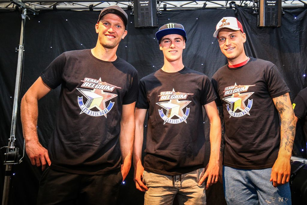 Team Belgium for 2019 MXoN Announced