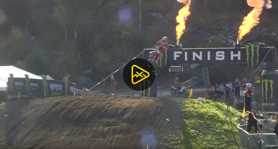 Highlights – Qualifying at 2019 MXGP of Sweden