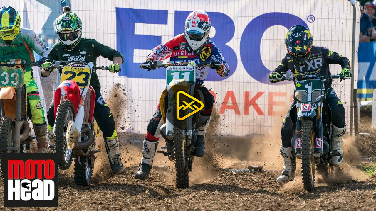 Vets MX of Nations 2019 Highlights