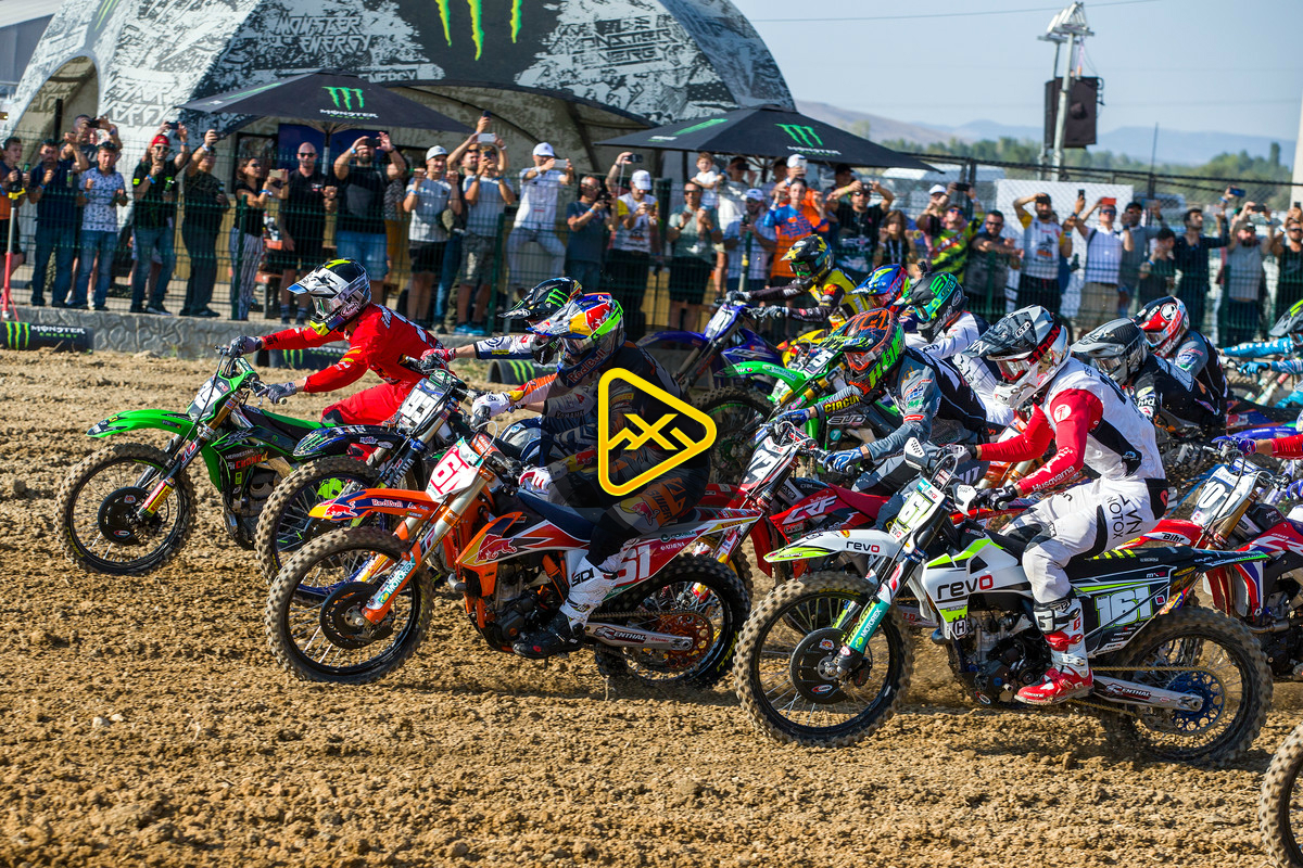 2019 MXGP of Turkey Race Highlights