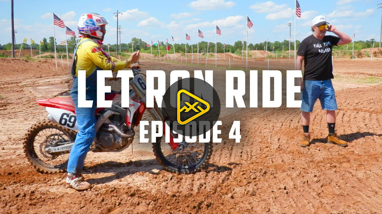 Ronnie Mac Gets a 4 Stroke – Let Ron Ride Ep4