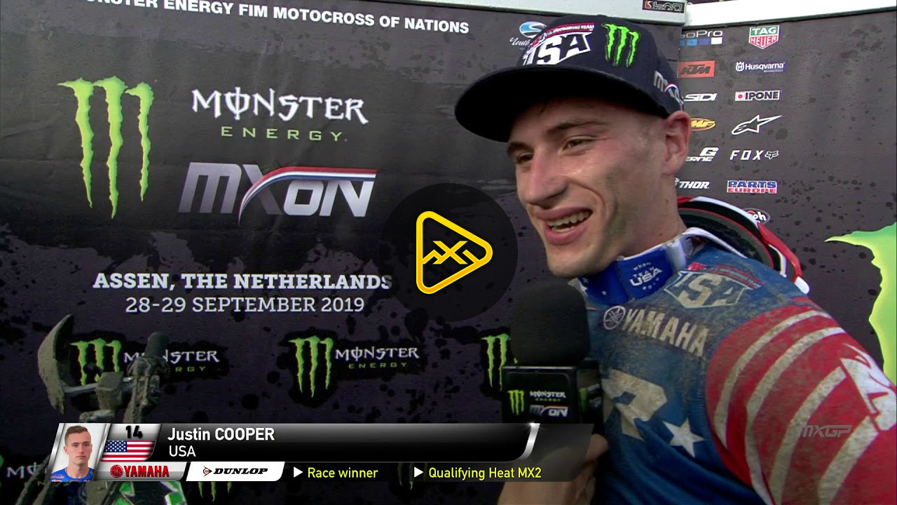 Qualifying Highlights from the 2019 MXoN