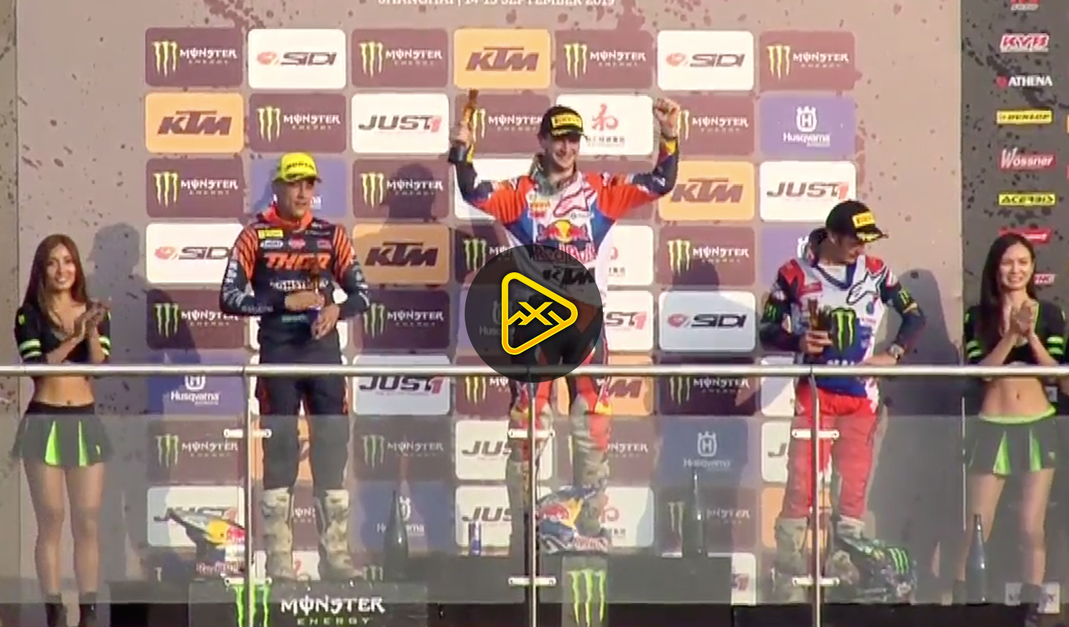 Highlights – 2019 MXGP of China