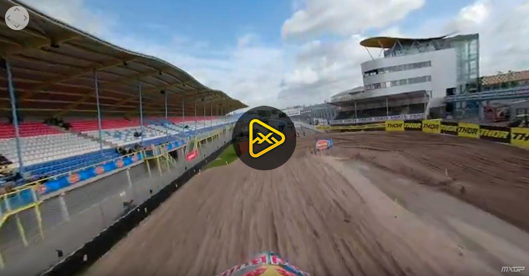 360 GoPro Lap with Glenn Coldenhoff – 2019 MXoN